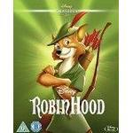Blu ray robin hood Filmer Robin Hood (1973) (Limited Edition Artwork Sleeve) [Blu-Ray]